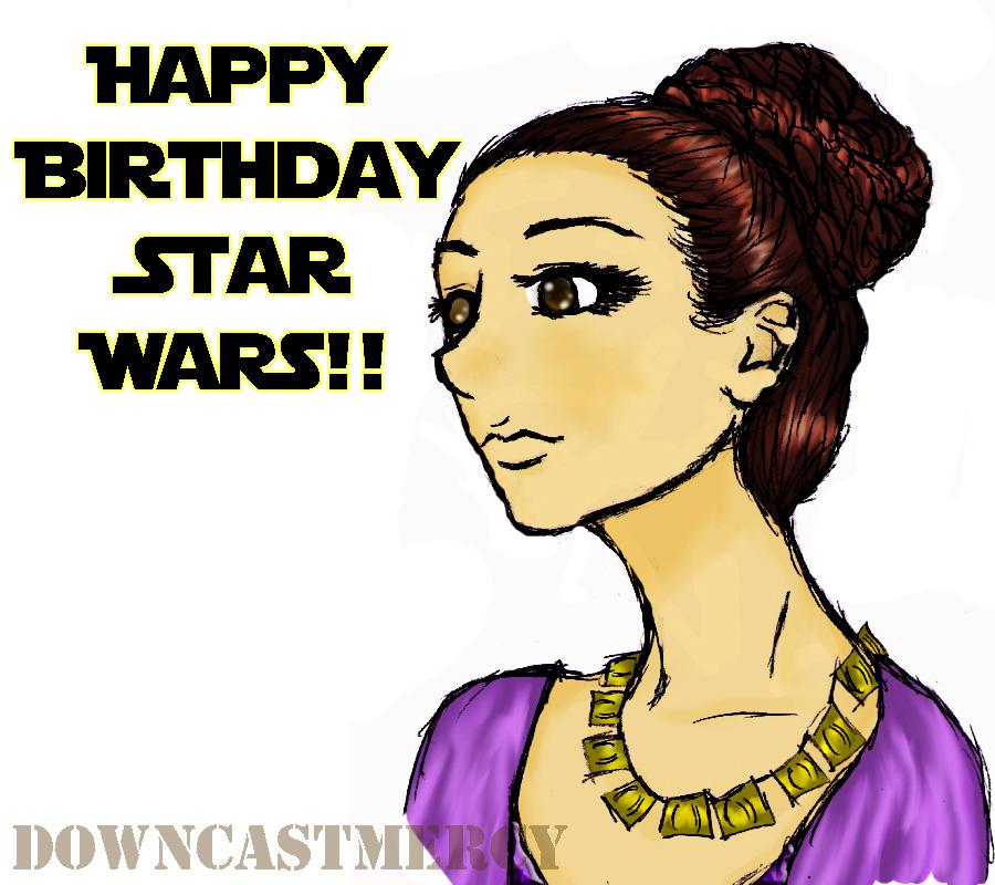 Star Wars Happy Birthday Quotes free image