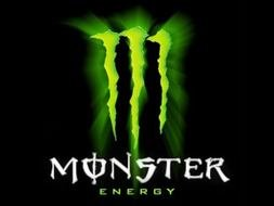 Monster Energy Drink Logo drawing