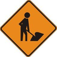 Construction Signs Clip Art N16