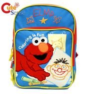 Sesame Street Elmo bag drawing
