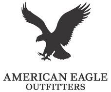 American Eagle Logo drawing