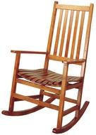 Rocking Chair wood drawing
