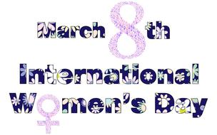 march 8th international women's day