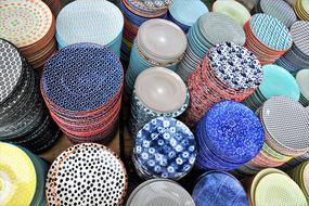 Handmade Crafts Colors