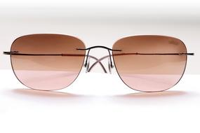 Fashion brown outdoor Glasses