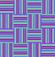geometric pattern for textile, colorful stripes