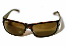stylish Sunglasses in brown frame