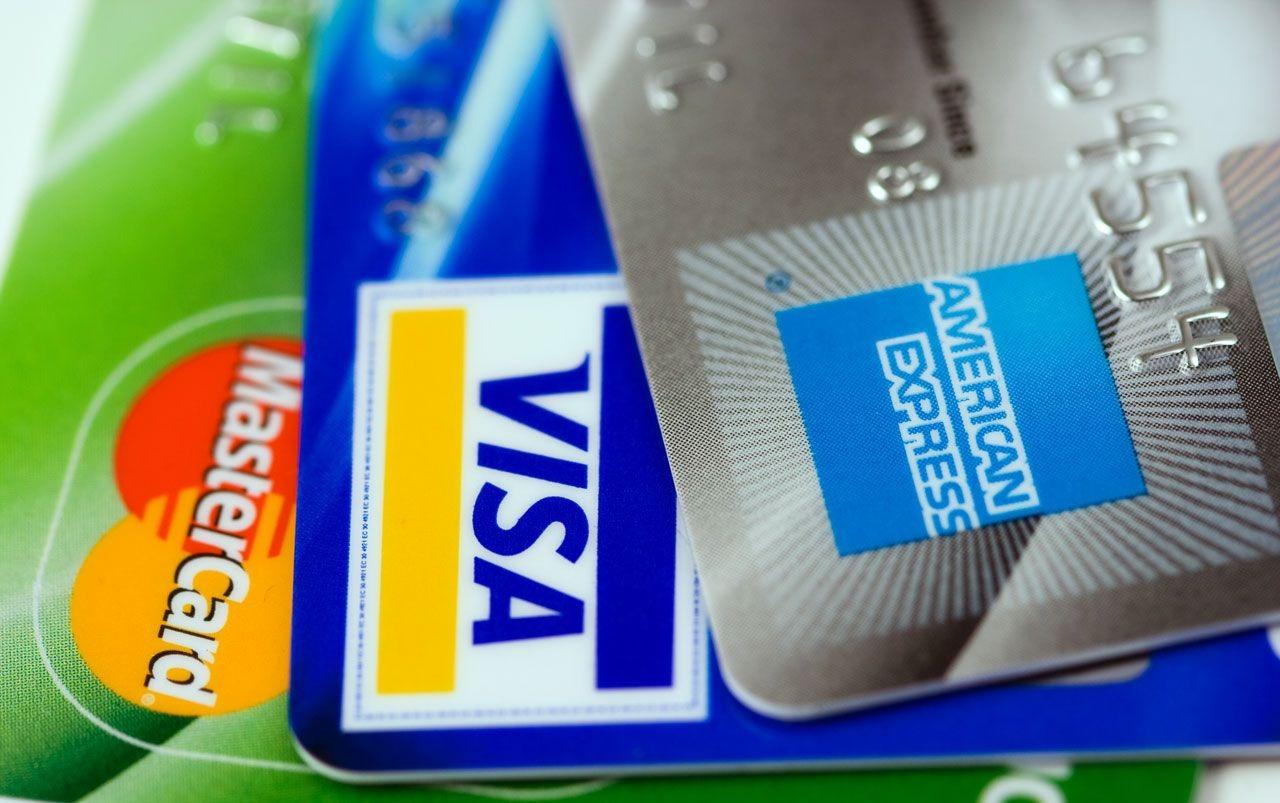 American Express, visa and mastercard, Credit Cards close up free image  download