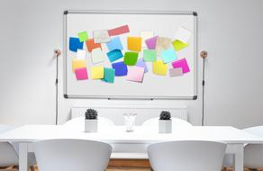 color Stickies Post-It