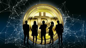 bitcoin business technology people bunner