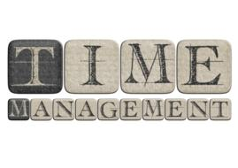 time management block text