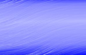 blue gradient paper drawing