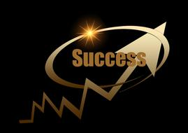 success profit successful aspiring