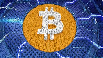 Background Abstract Texture bitcoin