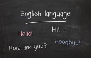 English hello hi and other words