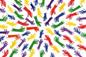 integration inclusion hands help