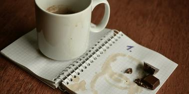 Notebook Coffee