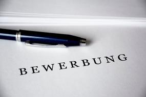 Application Cover Letter bewerbung