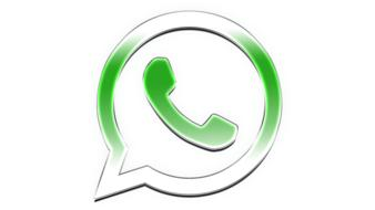 whatsapp icon green drawing