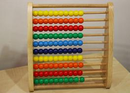Abacus Counting Frame Education