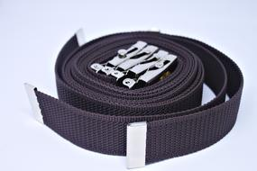 coiled Black Belts, School Supplies