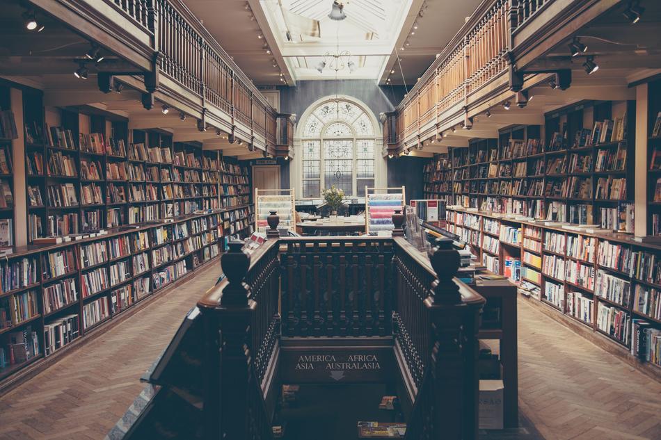 big Library Books