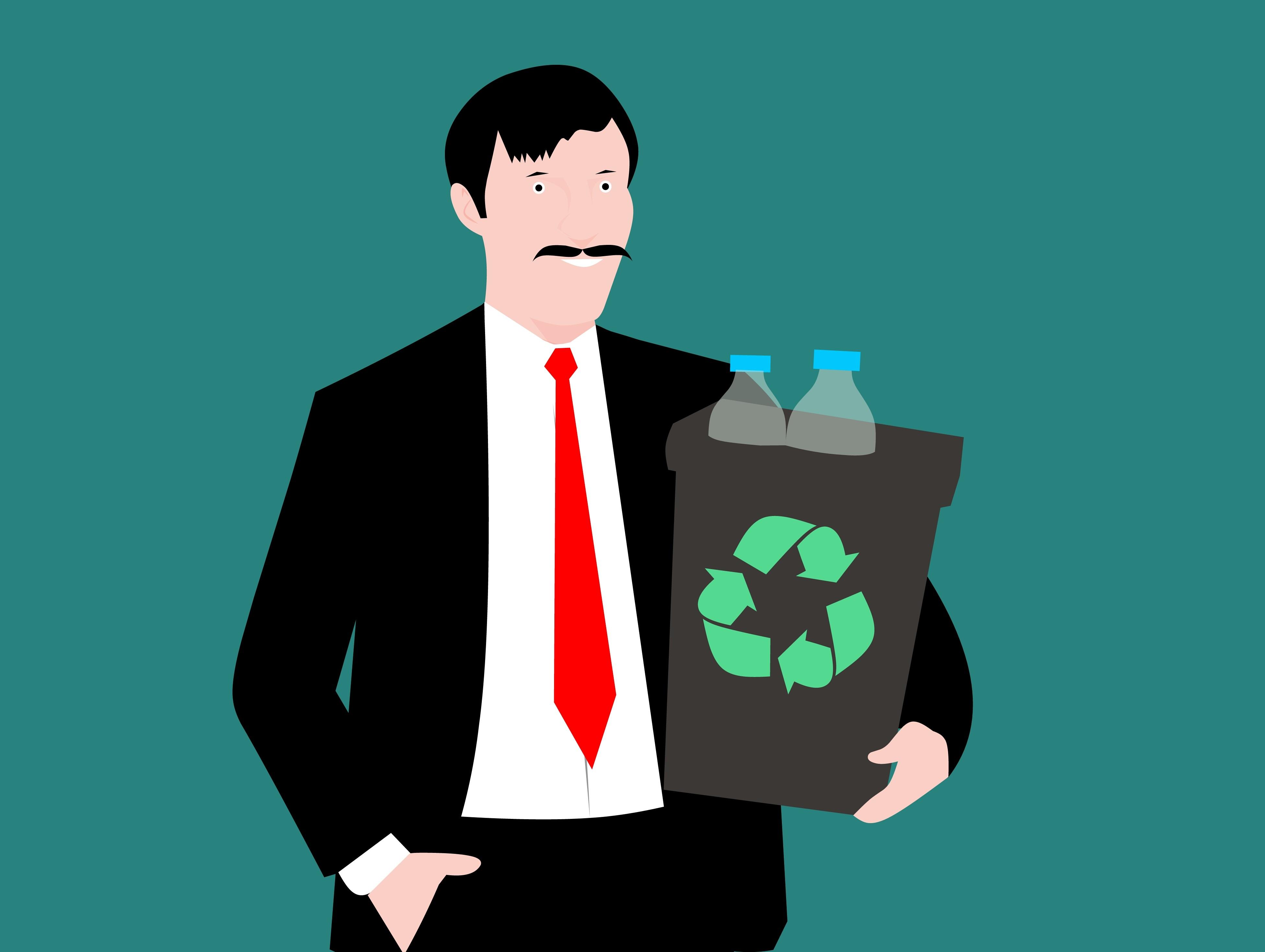 Prečo sa plast nerozloží, aj keď je pôvodne z bio materiálu?
