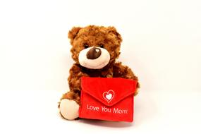 Teddy Love card Mother'S Day