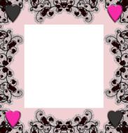 photo frame valentine