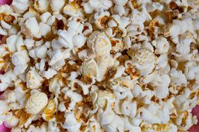white Popcorn Cinema