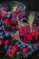Antioxidant Blueberry