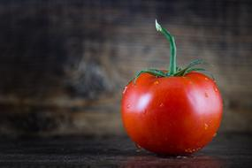 juicy Tomato Red Vegetables