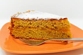 tasty Cake orange Carrot