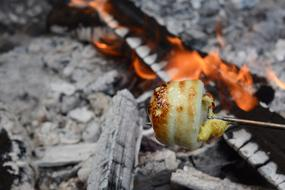 Fire Marshmallow