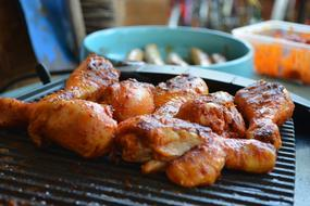 dainty Chicken Barbecue