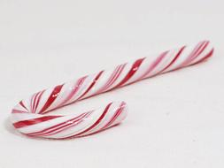 Candy Cane Christmas red white