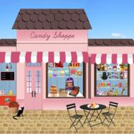 shop candy sweets confectionery