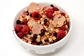 perfect Muesli Bowl Healthy