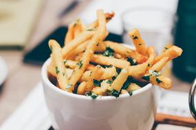 Bowl French Fries