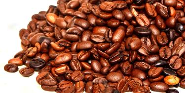 Coffee Beans brown aroma