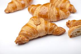 mouthwatering croissants