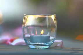 Candle glass Wedding Decoration