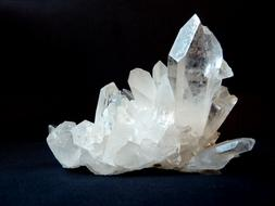 Rock Crystal white