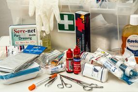 First Aid Kit medical
