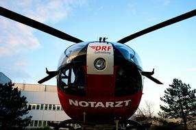 Air Rescue notarzt