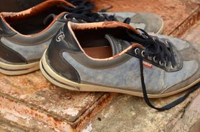 Shoes Footwear Old