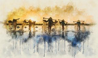 salt harvesting vietnam water salt drawing