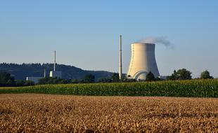 nuclear power plant in Bavaria, Germany
