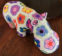 Happypotamus Crochet