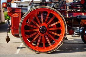 traction engine l